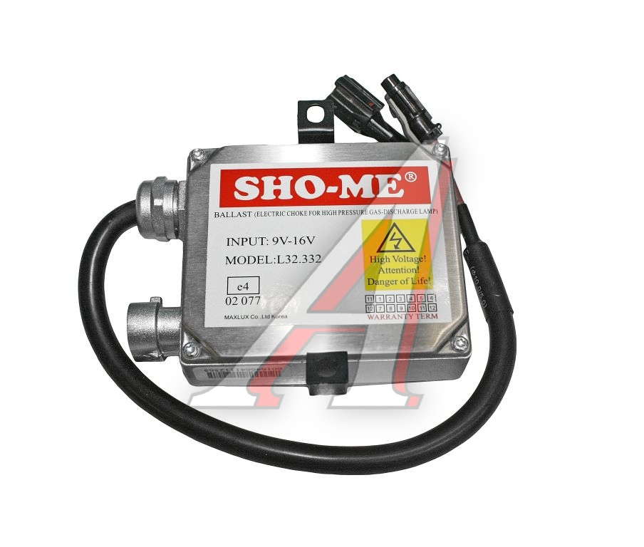 Цена на запчасти МАЗ других производителей Блок клапанов Блок   sho me блок Блок контрольный xenon 12v sho me