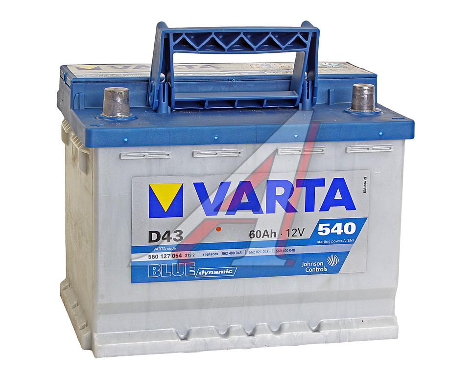 Как правильно зарядить varta blue dynamic